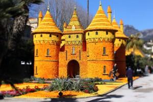 Citrus Festival - castle