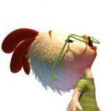 Cartoon - chick
