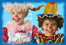 Clown 2 kids