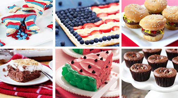 10 Memorial Day Desserts Skipping Stars Productions Llc