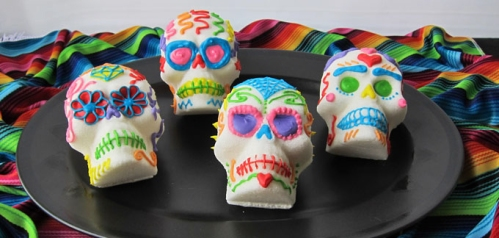 Calavera de Azúcar, celebration, Day of the Dead, Dia de los Muertos, How to Make, Mexico, Sugar Skulls
