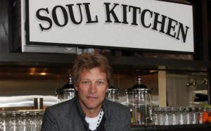 Bon Jovi, homelessness, hunger, Jon Bon Jovi, Soul Kitchen