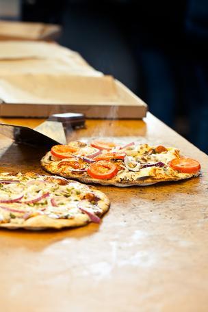 Gilbert AZ, MOD Pizza, New restaruant, pizza, San Tan Village, Seattle-based
