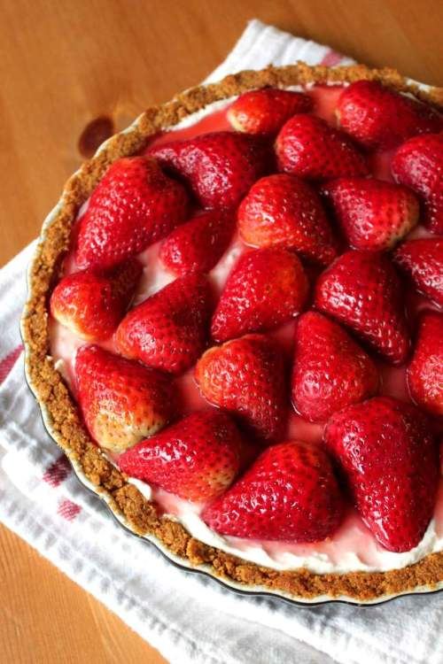 facts, five food finds, food, foodimentary, fun, life, national strawberry cream pie day, today's food history, todays food history