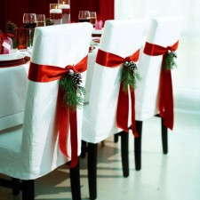 Christmas chairs 2