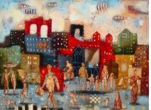 Milan's artwork